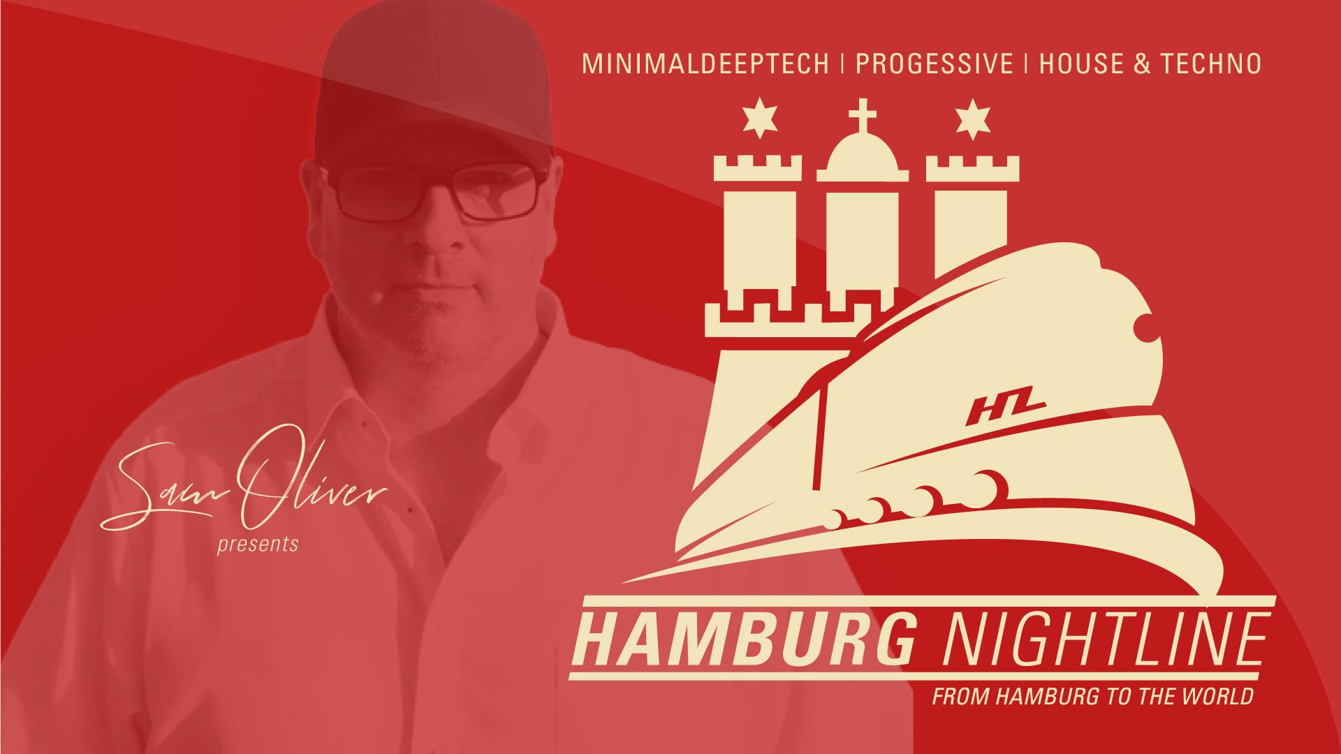 HAMBURG NIGHTLINE with Sam Oliver