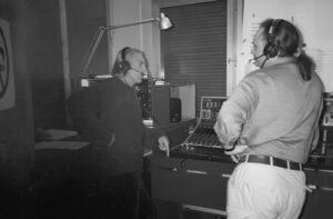 1998 Chris-Maico Schmidt im Talk mit Sven Väth