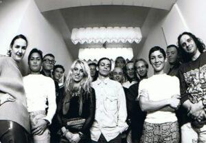1997 - Das Team von EVOSONIC