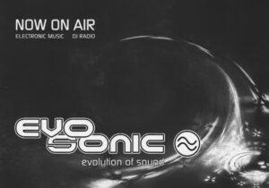 1997 - Der erste Flyer für EVOSONIC