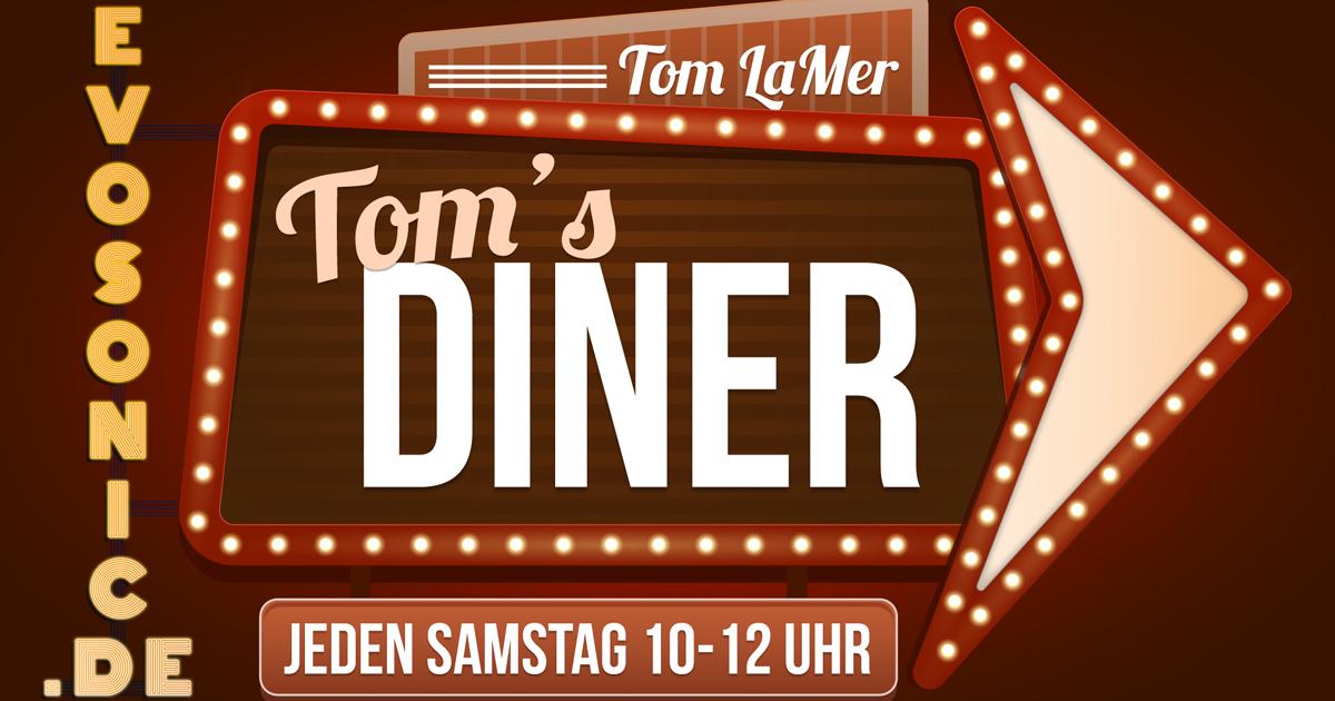 Toms Diner mit Tom La Mer
