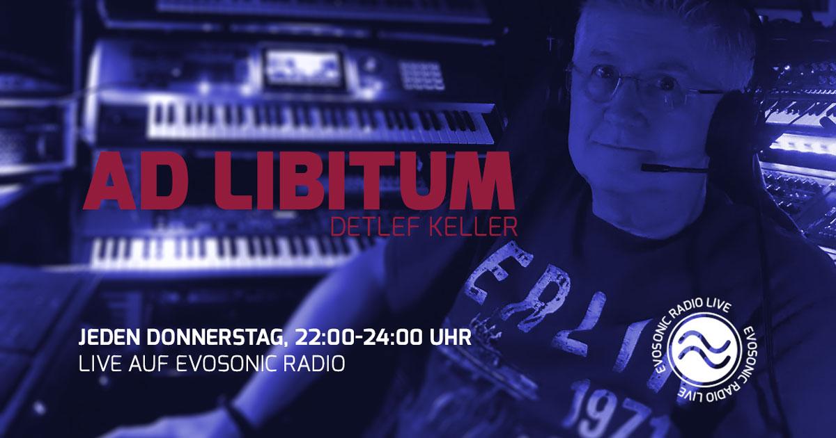 AD LIBITUM mit DETLEF KELER