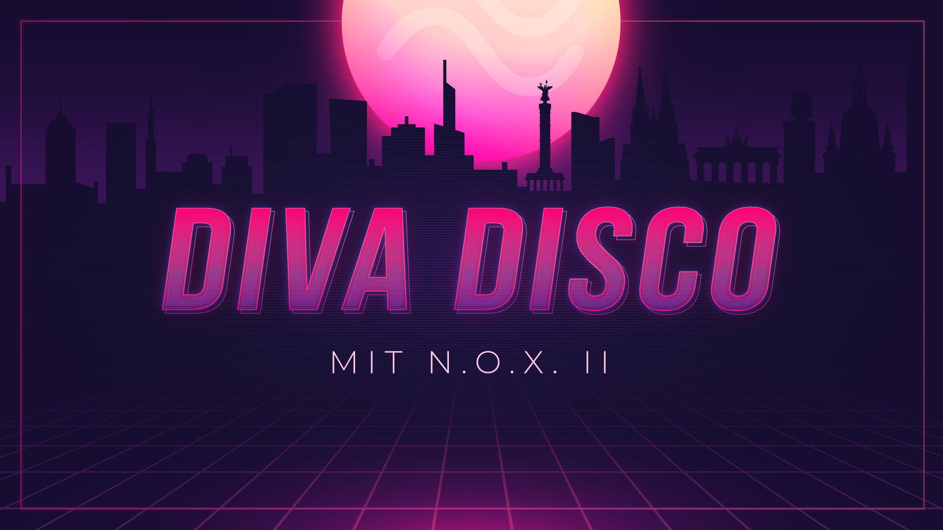 DIVA DISCO mit DJ N.O.X. II