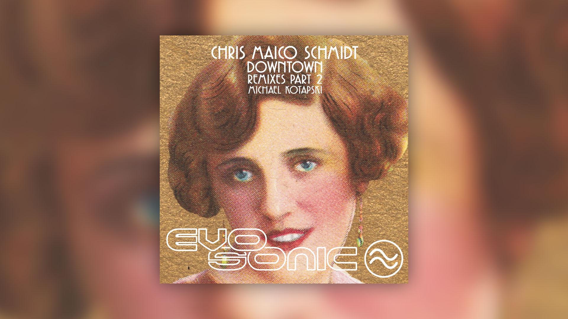 Evosonic Records EVO004