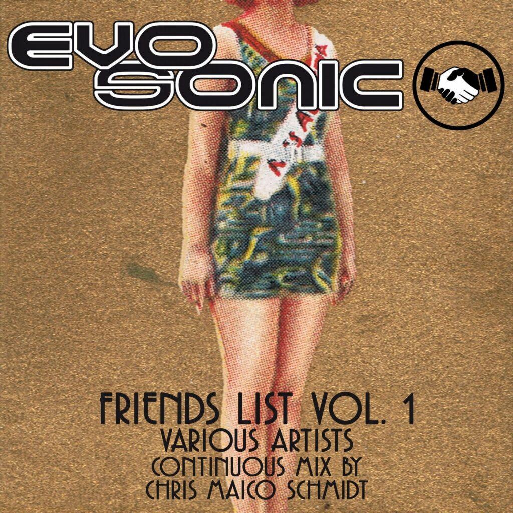 Evosonic Records EVO025