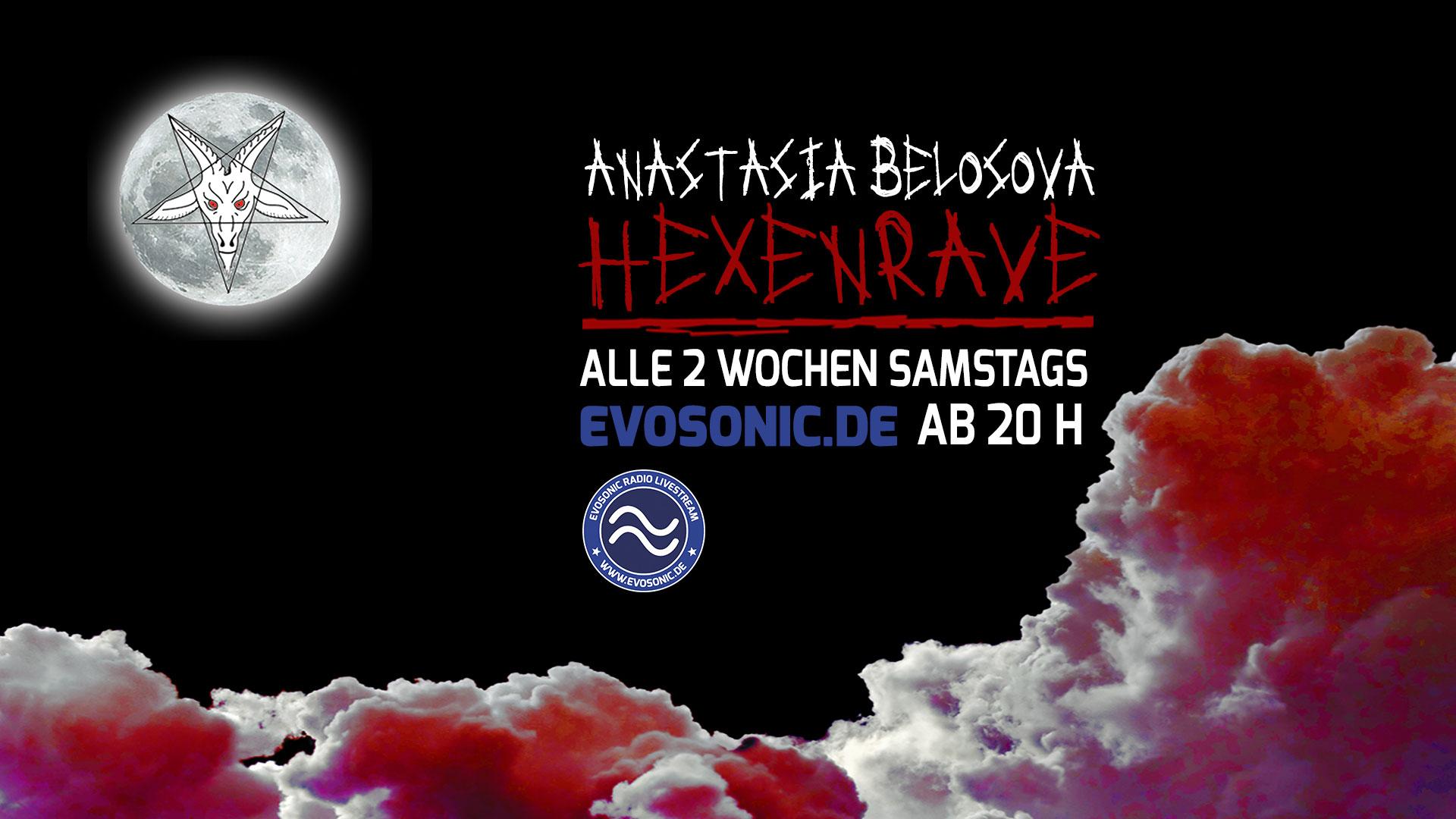 HEXENRAVE mit ANASTASIA BELOSOVA