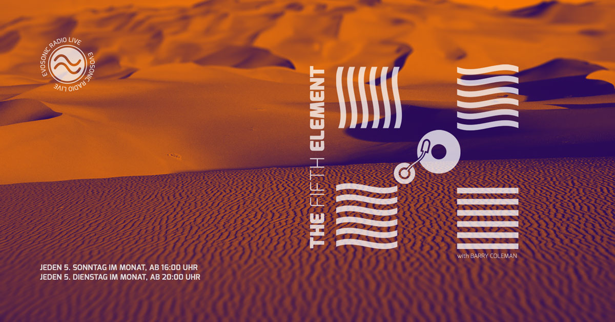 THE FIFTH ELEMENT mit BARRY COLEMAN