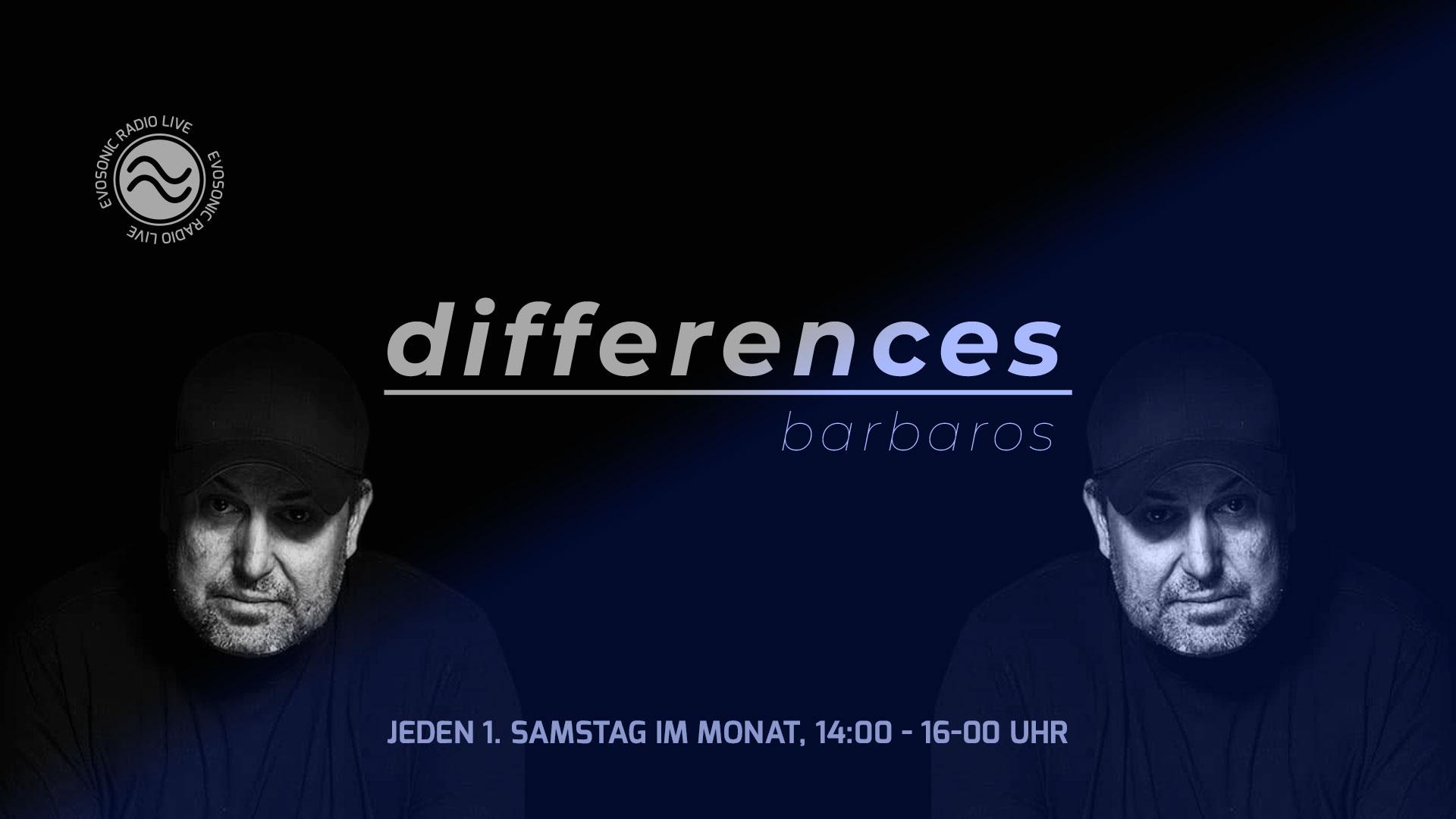 DIFFERENCES mit BARBAROS
