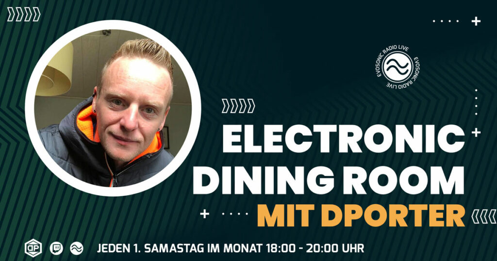 ELECTRONIC DINING ROOM mit DPORTER