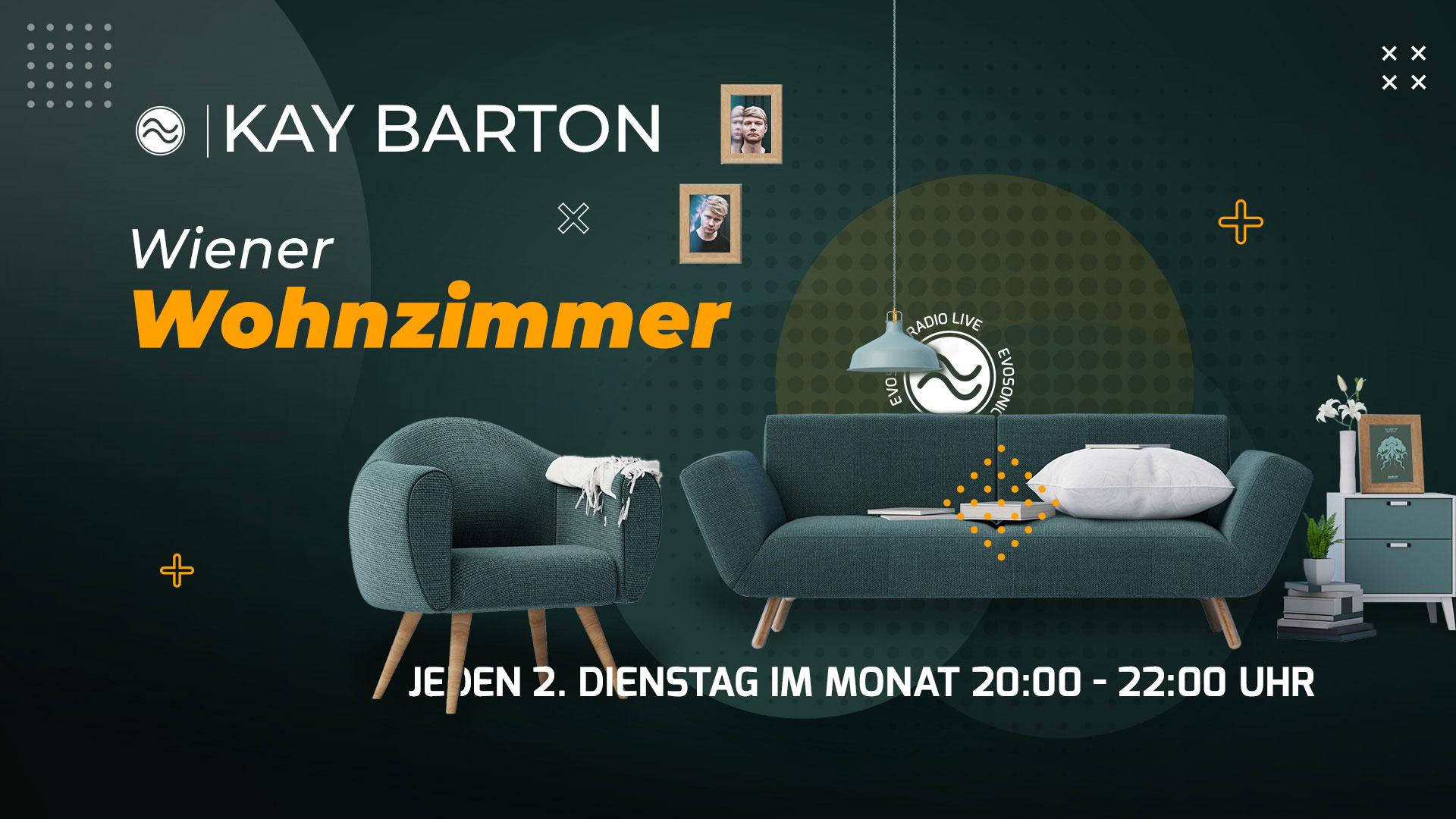 WIENER WOHNZIMMER mit KAY BARTON
